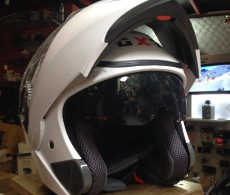 Mũ bảo hiểm lật hàm GXT
