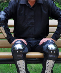 Giáp bảo vệ madbike inox dài