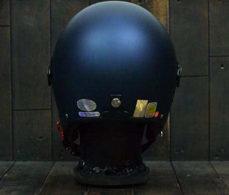 Mũ bảo hiểm andes 3/4 xanh navy