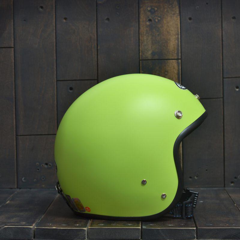Mũ bảo hiểm 3/4 andes xanh lá cây