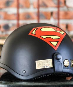 mu bao hiem nua dau superman