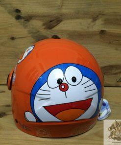 Mũ bảo hiểm cho trẻ em Doremon