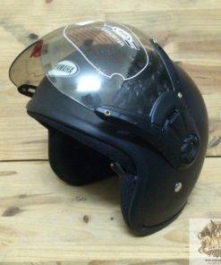 mũ bảo hiểm có kính chắn gió