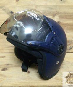 Mũ bảo hiểm có kính phi công thời trang