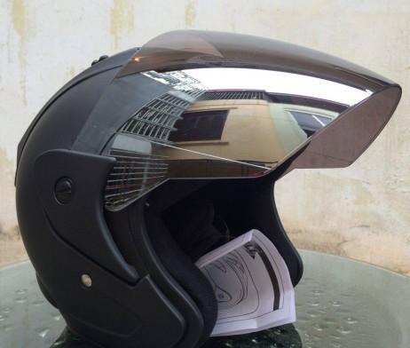 Mũ nón bảo hiểm Snell 3/4 có kính