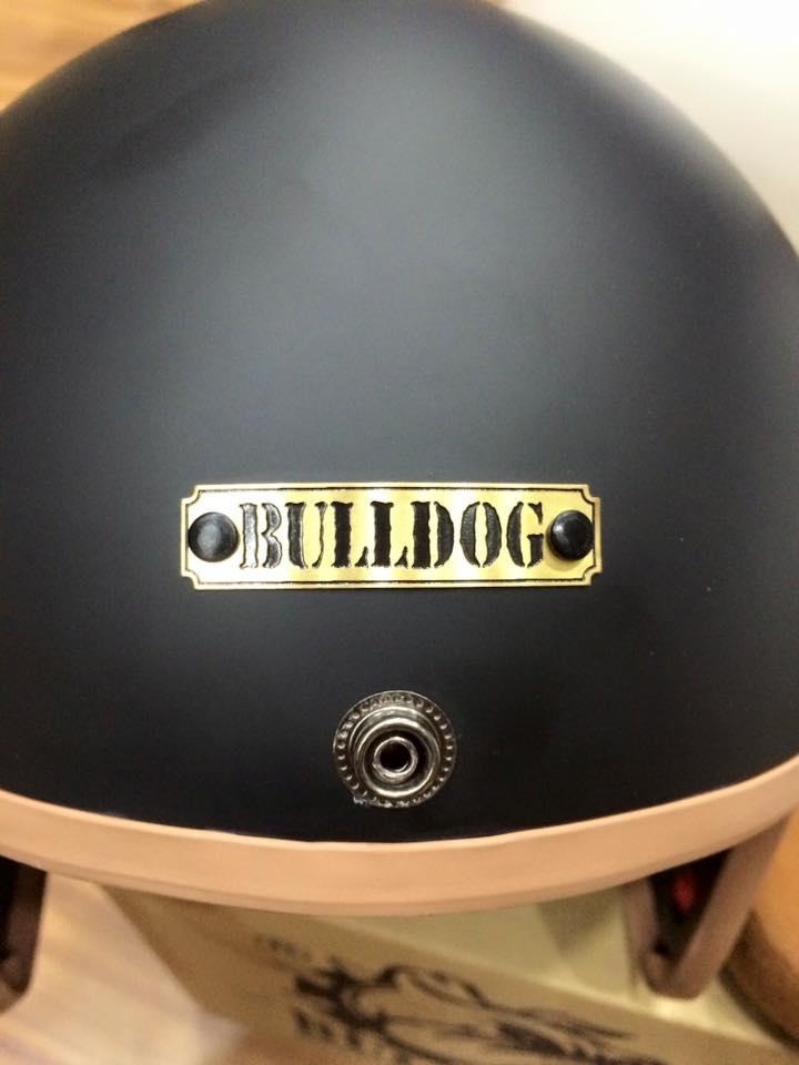 Mũ bulldog 3/4