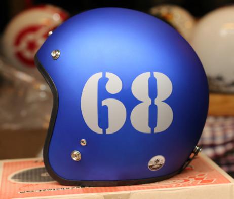Mũ bảo hiểm dammtrax Thái Lan số 68
