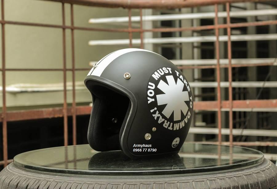 Mũ bảo hiểm Dammtrax Thái Lan chính hãng