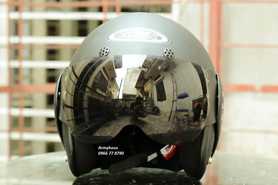 Mũ bảo hiểm Topgun giá rẻ