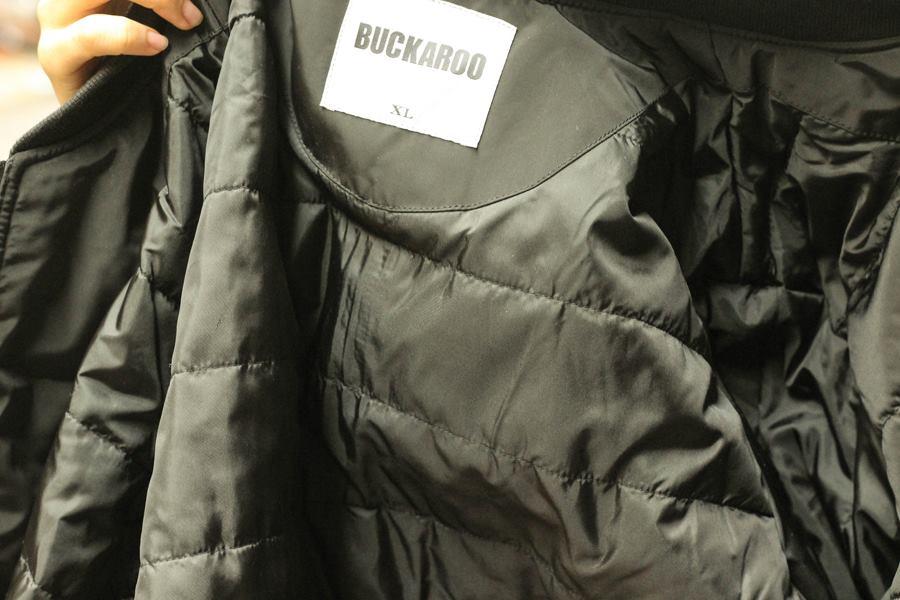 Áo khoác phượt chống nước Buckarroo 3 lớp
