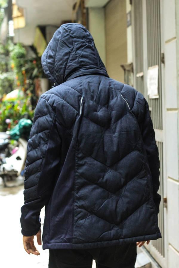 Áo khoác phượt Windson thời trang giá rẻ