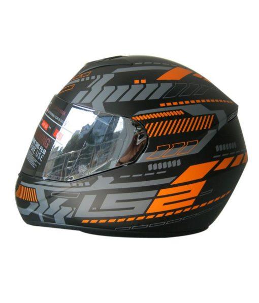 đánh giá mũ bảo hiểm ls2