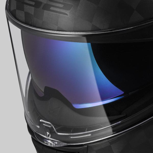 Mũ bảo hiểm fullface LS2 Vector Carbon FF397