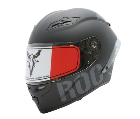 mũ bảo hiểm fullface Roc