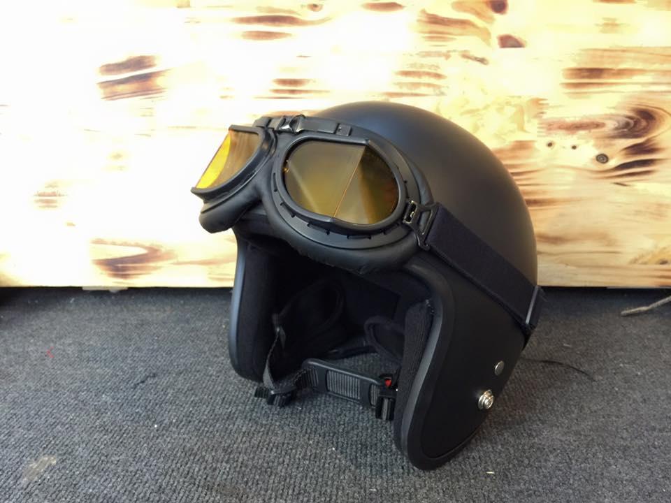 bán kính mũ bảo hiểm