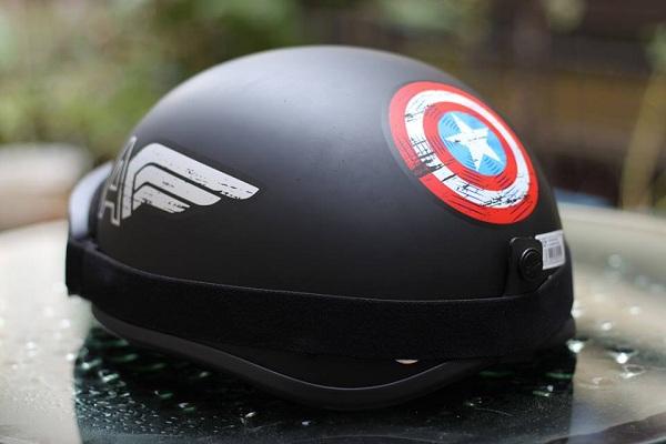mũ bảo hiểm đẹp độc