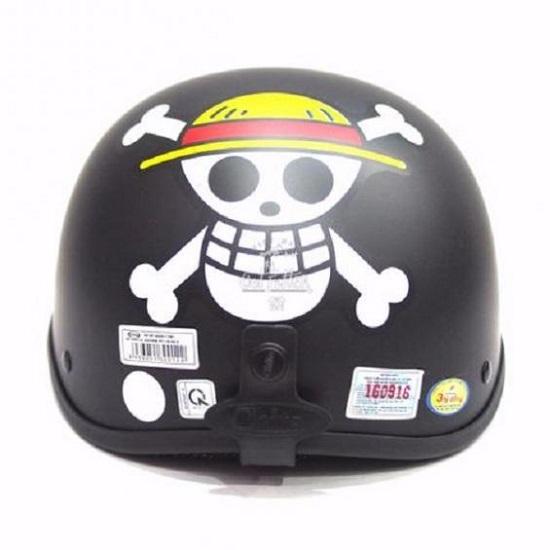 mũ bảo hiểm hải tặc