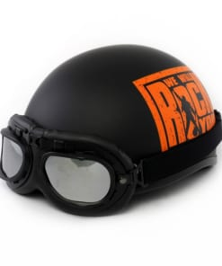 Mũ bảo hiểm có kính