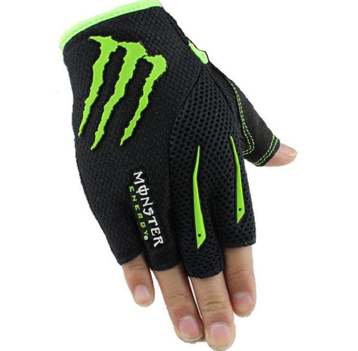 Găng tay hở ngón Monster