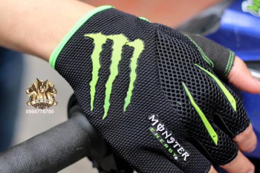 găng tay phượt monster