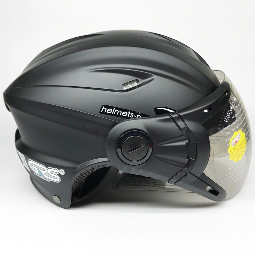Mũ bảo hiểm xe điện nửa đầu GRS A760K