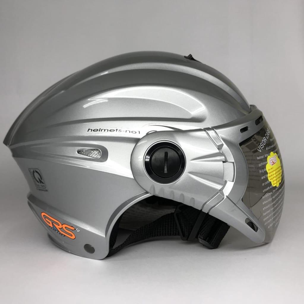 Mũ bảo hiểm xe điện GRS A737K